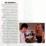 Stephanie - Nota en Revista Gente